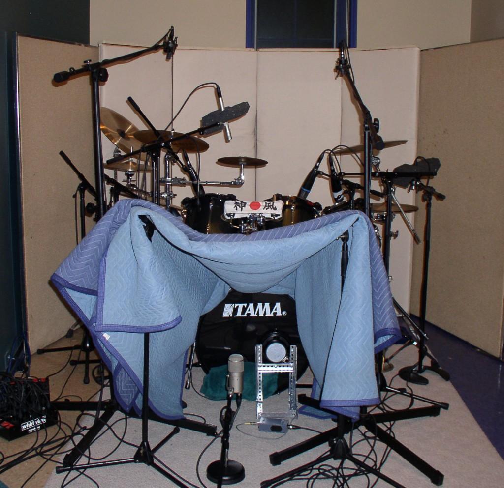Drum Kit Mic-ing