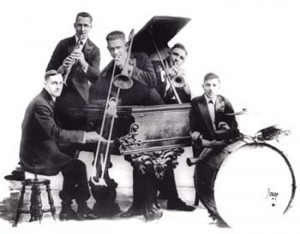 The Original Dixieland Jazz Band makes the first jazz recordings.