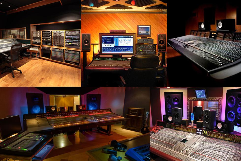 Comparing Studios