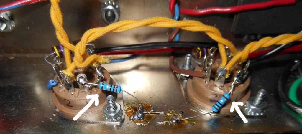 1ohm resistors