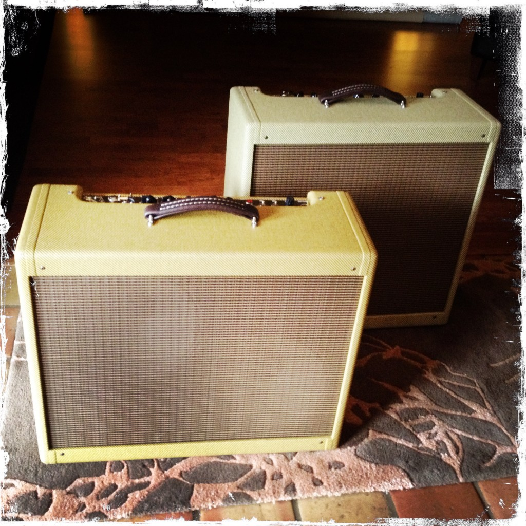 Boutique Amps built by Great Mix Recording